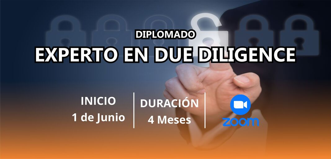 Diplomado Experto Due Diligence